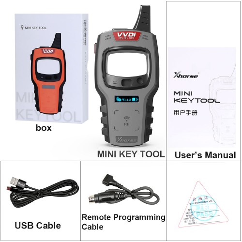 Original Xhorse VVDI MINI KEY TOOL Remote Maker for IOS & Android Replaces VVDI Key Tool
