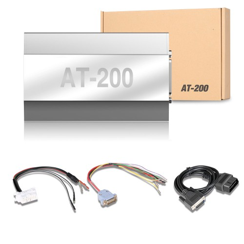 V1.8.2 CG AT-200 AT200 ECU Programmer & ISN OBD Reader Support BMW ISN DME Reading Writing Clone