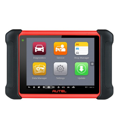 [5.1 Sale] Autel MaxiCom MK906BT All System Diagnostic Scanner with ECU Coding, Bi-Directional Control, 21 Service Functions