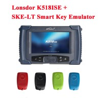 (US Ship No Tax) Lonsdor K518ISE Key Programmer Plus SKE-LT Smart Key Emulator