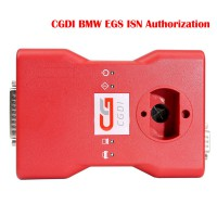 CGDI Prog BMW EGS ISN Clear and Synchronize Authorization