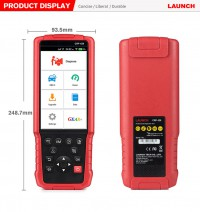 [11.11 Sales] Launch X431 CRP429 Full-System OBD2 Code Reader