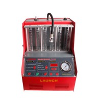 Original Launch CNC-602A Injector Cleaner & Tester 220V