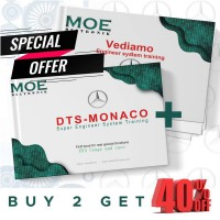 Moe Vediamo + DTS Monaco Engineer System Training Books for Benz Send Free XENTRY+DAS Manual