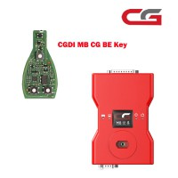 [7% OFF $650.07](US Ship No Tax) CGDI Prog MB Benz Car Key Programmer CGMB Prog Monster plus CGDI MB CG BE Key for All Benz FBS3 Immo