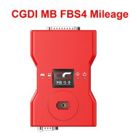 CGDI MB FBS4 Mileage Repair Authorization Version3 Get Free W205 Extend Adapter