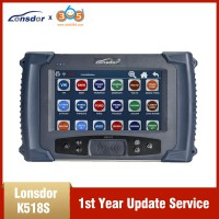 Lonsdor K518S 1st Year Software Update Subscription After 6-Month Free Trail
