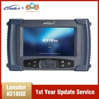 Lonsdor K518ISE First Year Software Update Subscription After 6-Month Free Use